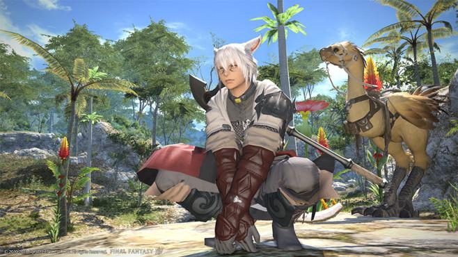 Final Fantasy 14 ©Square Enix