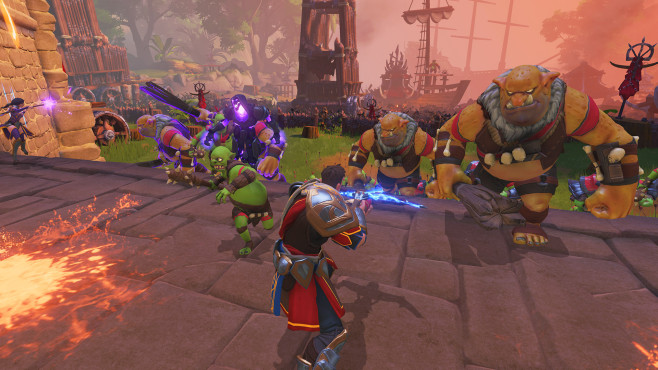 Orcs Must Die – Unchained ©Robot Entertainment