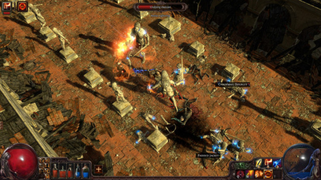 Path of Exile © Grinding Gear Games