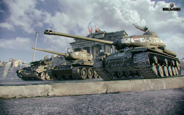 World of Tanks ©wargaming.net