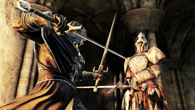 Dark Souls 2©Namco Bandai