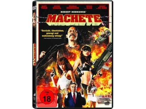 Machete ©Sony Pictures Home Entertainment