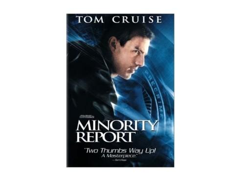 Minority Report ©Twentieth Century Fox Home Entertainment