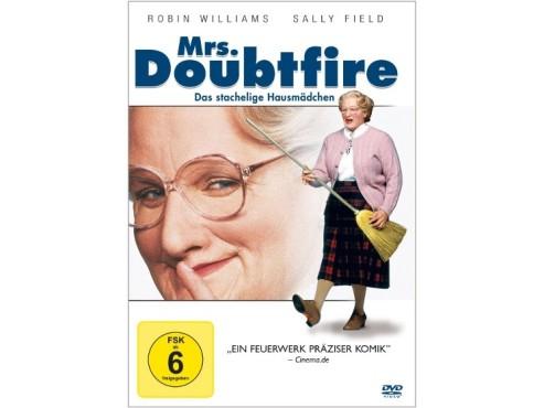 Mrs. Doubtfire - Das stachelige Kindermädchen ©Twentieth Century Fox Home Entertainment