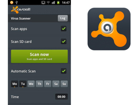 avast! Mobile Security © AVAST Software