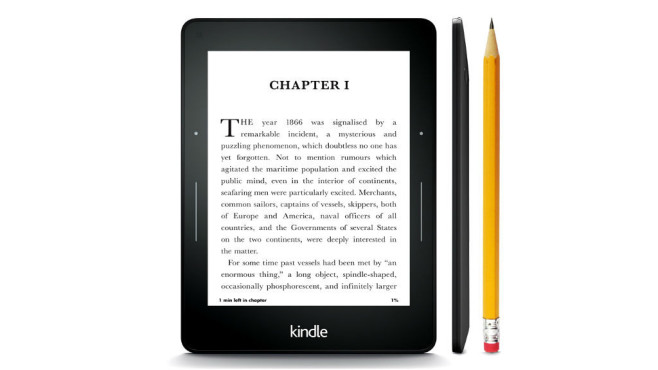 Amazon Kindle Voyage © Amazon