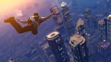 GTA 5: Freiflug©Rockstar Games