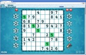 Winter Sudoku © 24/7 Games