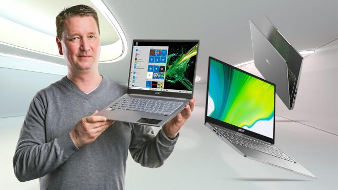 Acer Swift 3 (SF313-52-71Y7) ©iStock.com/polesnoy