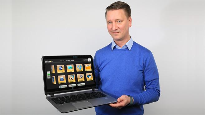 Duka HP ProBook 450 G4 ©COMPUTER BILD