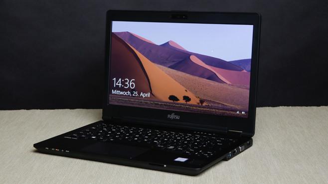 Fujitsu LifeBook U728 (VFY:U7280MP580) ©COMPUTER BILD