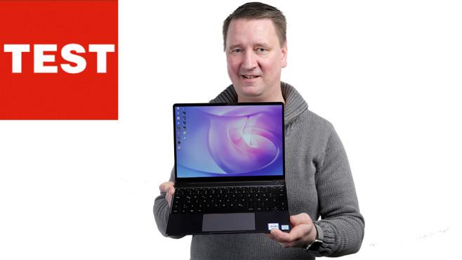 Huawei MateBook 13 2019 ©COMPUTER BILD