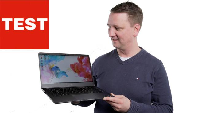 Huawei MateBook D (W00D) ©COMPUTER BILD