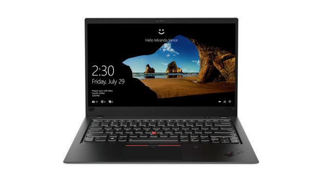 Lenovo Thinkpad X1 Carbon (2018) © Lenovo