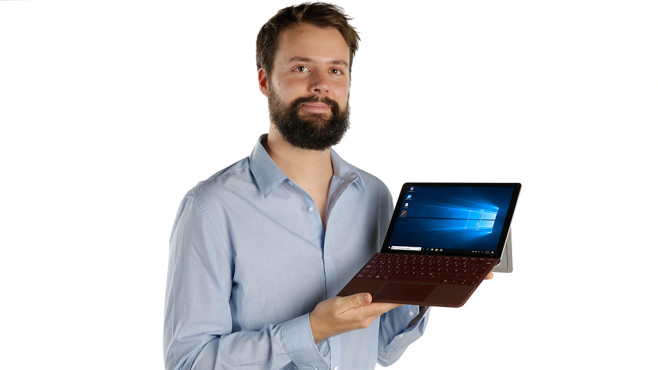 Microsoft Surface Go ©COMPUTER BILD