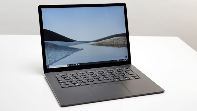 Microsoft Surface Laptop 3 15 © COMPUTER BILD