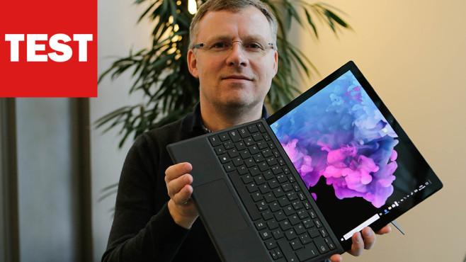 Microsoft Surface Pro 6 ©COMPUTER BILD