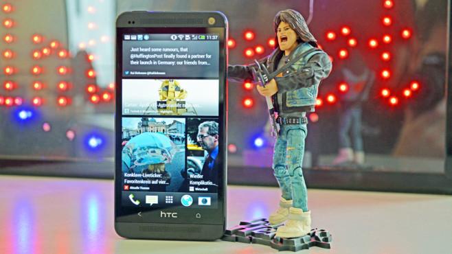 HTC One©COMPUTER BILD