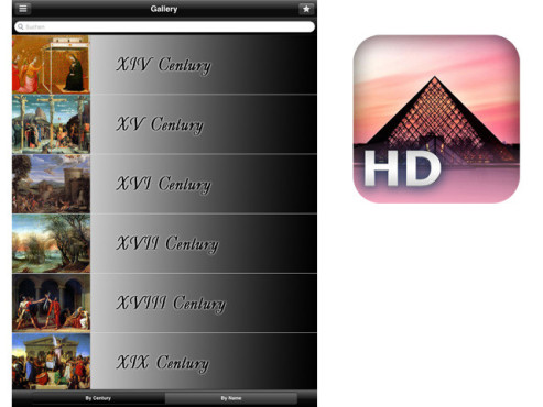 Louvre HD © Evolution Apps