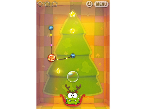 Cut the Rope: Holiday Gift © Computer Bild