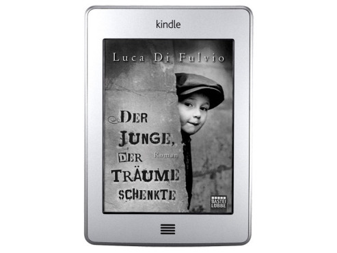 Amazon Kindle Touch © COMPUTER BILD