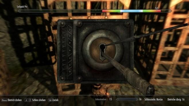 Rollenspiel The Elder Scrolls 5 – Skyrim: Schloss ©Bethesda Softworks