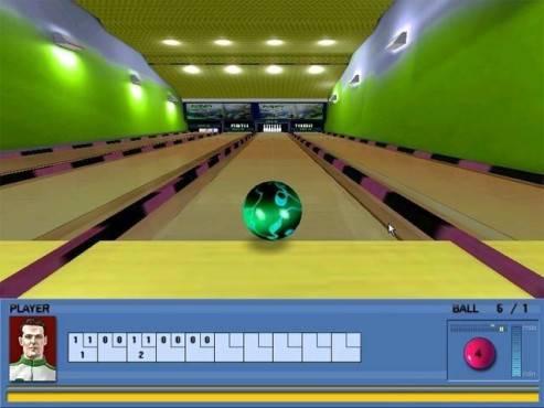 Bowling Masters © My Real Games