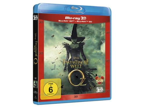 Die fantastische Welt von Oz (3D- + 2D-Blu-ray) ©Amazon