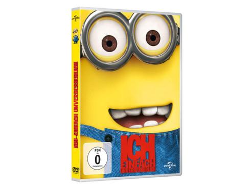 Ich – Einfach unverbesserlich (DVD) ©Amazon