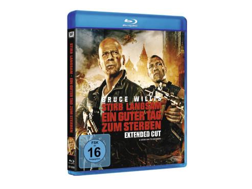 Stirb langsam - Ein guter Tag zum Sterben (Blu-ray) ©Amazon