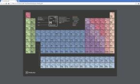 Periodensystem der Elemente als PDF