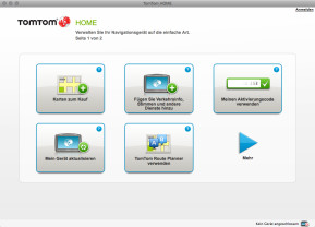 TomTom Home (Mac)