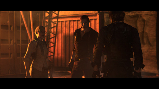 Actionspiel Resident Evil 6: Container ©Capcom