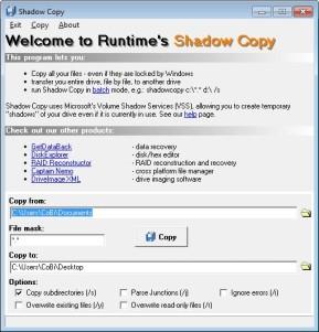 ShadowCopy