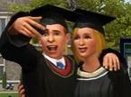 Simulation Die Sims 3 – Wildes Studentenleben: Studenten©Electronic Arts