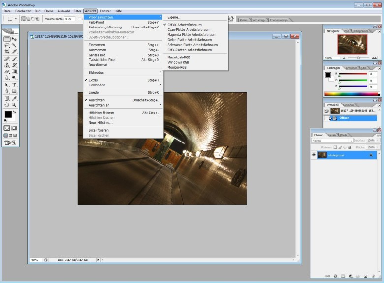 Screenshot 1 - Adobe CS2 (Creative Suite 2) – Vollversion