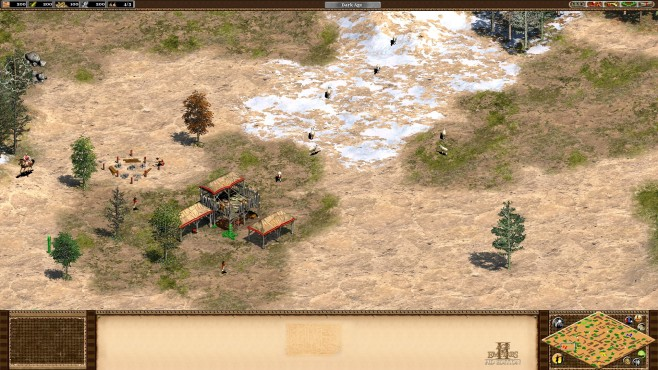 Age of Empires 2: Mod © Ozhara