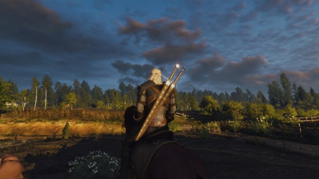 The Witcher 3 © Bandai Namco Entertainment, Nexusmods.com, Haints, BlackFogs work