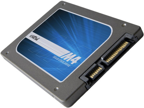 Crucial CT128M4SSD2 ©Crucial, Amazon