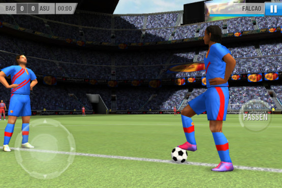 Real Football 2013 © Gameloft