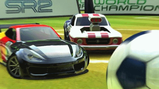 Soccer Rally 2: Ball © IceFlame Ltd