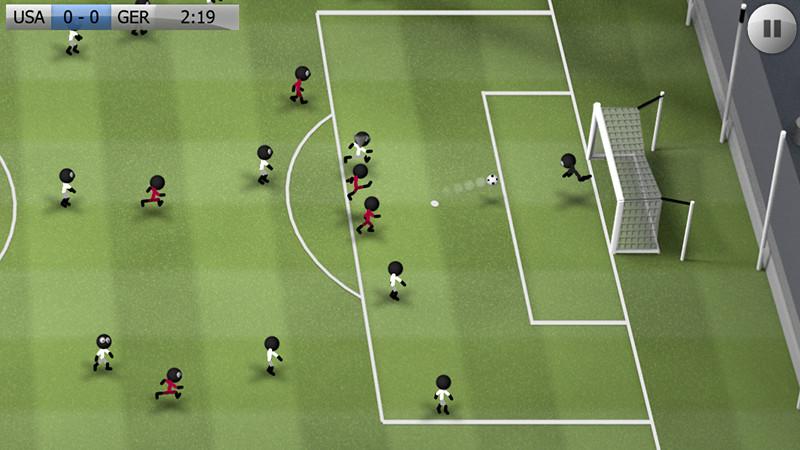 Die Beliebtesten Fussballspiele Apps Bilder Screenshots