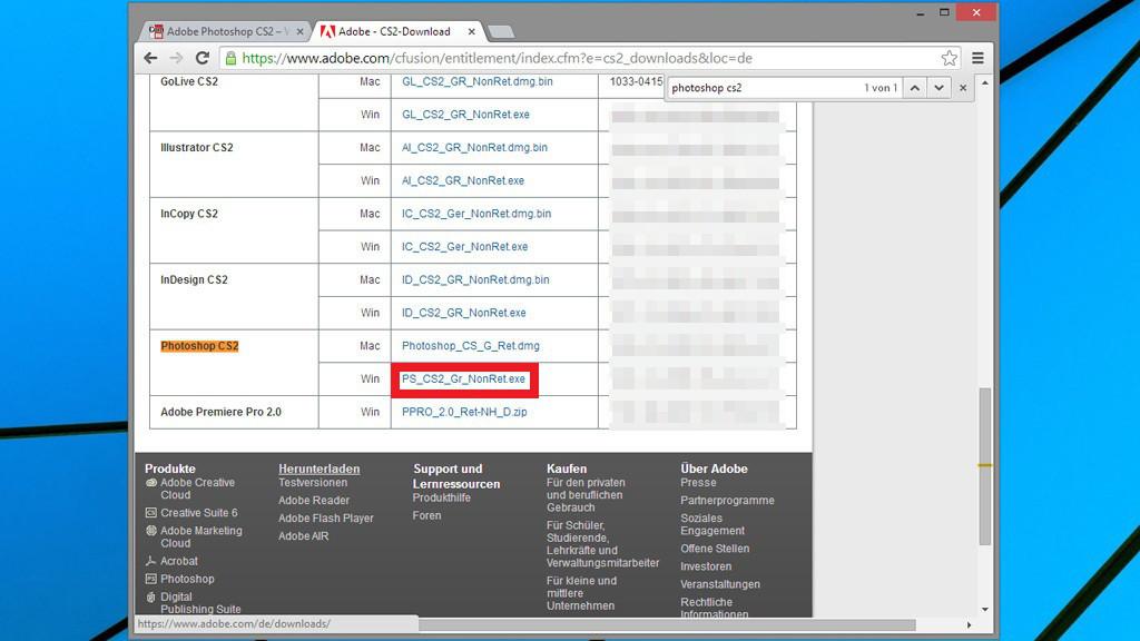 Adobe Photoshop Cs2 Kinderleicht Installiert Bilder Screenshots