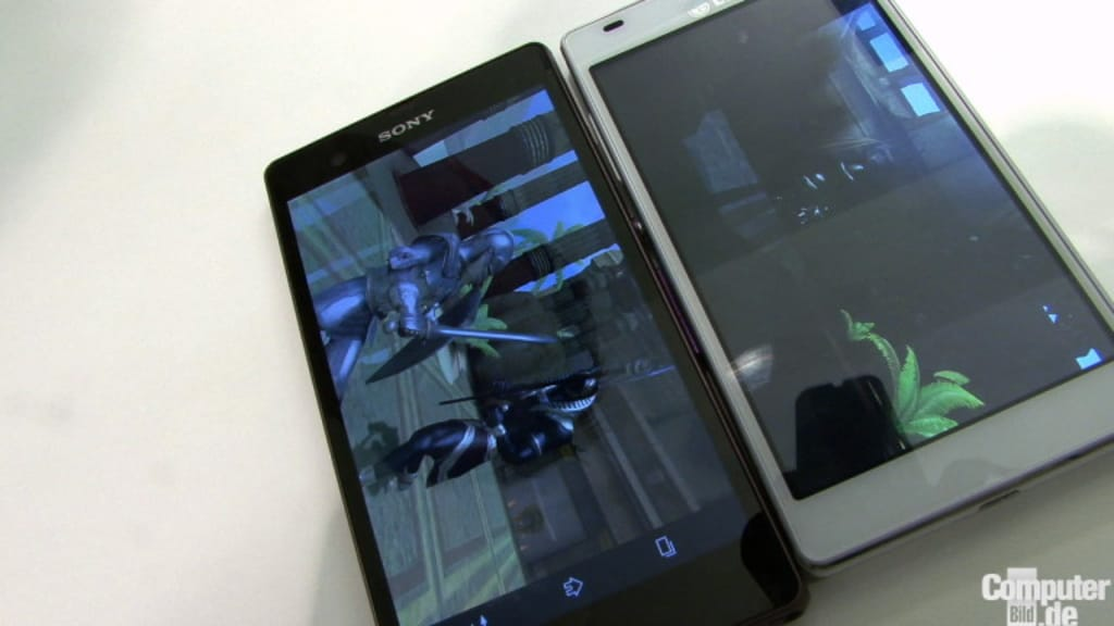 Erster Eindruck: Sony Xperia Z