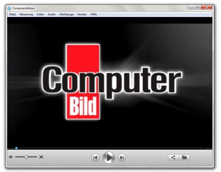 Screenshot 1 - iDeer Blu-ray Player