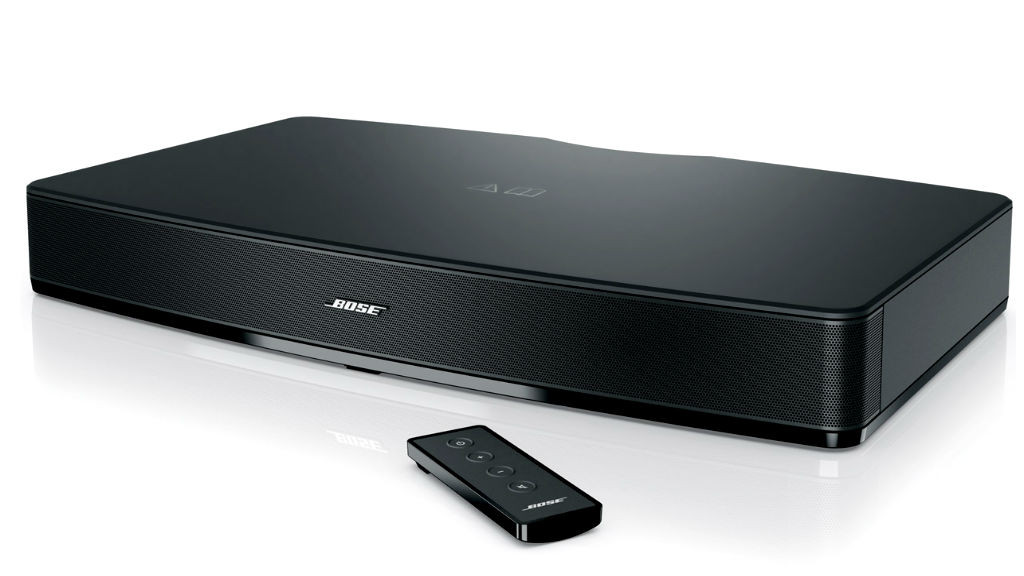 Bose Solo TV Sound System © Bose