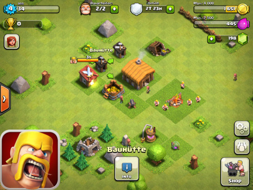 Clash of Clans © SuperCell