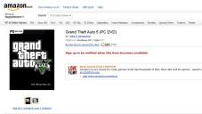 Actionspiel GTA 5: Amazon-Angebot©Amazon.co.uk