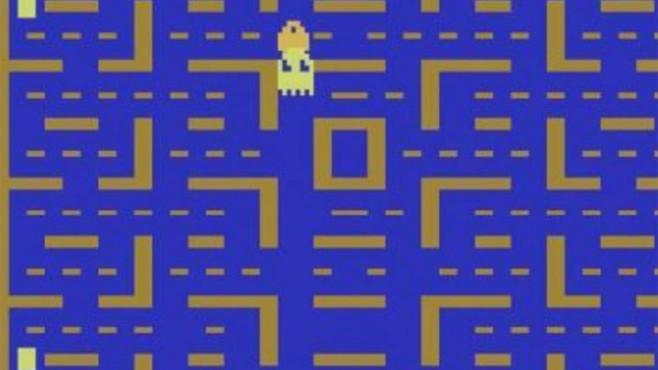 Geschicklichkeitsspiel Pac-Man: Geist©Atari