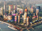 Simulation Sim City: Stadt © Electronic Arts
